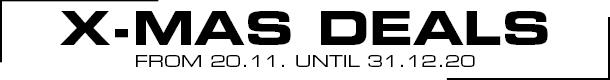x-mas deals