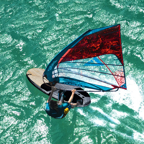 GUNSAILS | Windsurfing