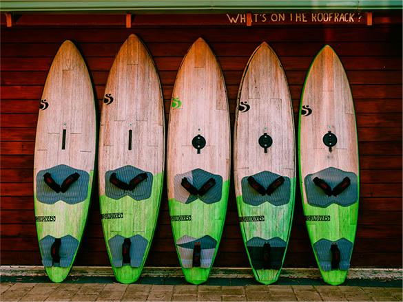 Sunova Windsurf Board