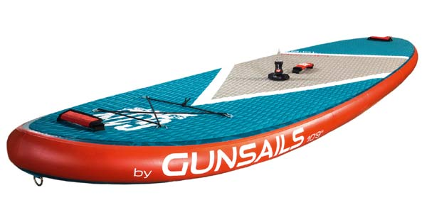 GUN SUP | Inflatable Stand Up Paddle Board