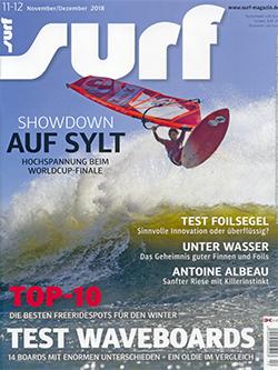 GUNSAILS | Testbericht Bow 2019 Surf Magazin