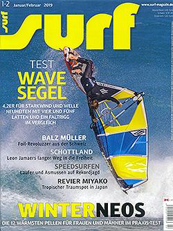 GUNSAILS | Test Report Force Semidry Hood - Surf Magazin January 2019